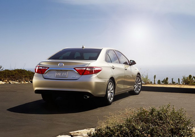 2015 full optional Toyota Camry