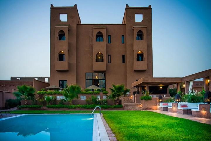 Dar Chamaa Ouarzazate